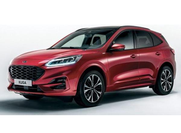 review xe Ford Kuga 2021 - [Review] Đánh giá xe Ford Kuga 2021