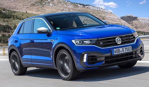 review xe Volkswagen T Roc 2021 - [Review] Đánh giá xe Volkswagen T-Roc 2021,