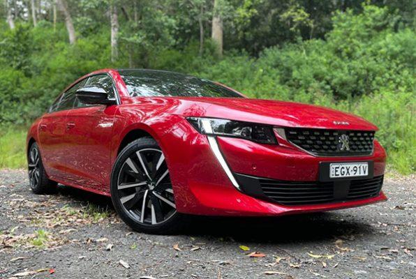 Tìm hiểu xe Peugeot 508 2021