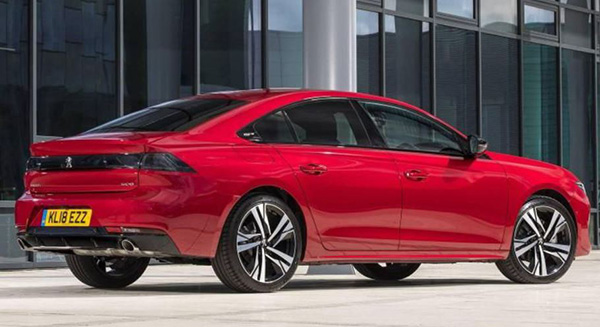 xe Peugeot 508 2021 - [Review] Đánh giá xe Peugeot 508 2021