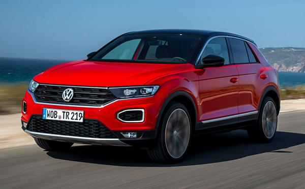 xe Volkswagen T Roc 2021 - [Review] Đánh giá xe Volkswagen T-Roc 2021,